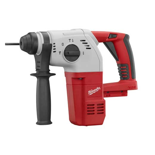 Milwaukee® 0612-22 Compact Heavy Duty Cordless Drill/Driver Kit, 1/2 in Chuck, 14.4 VDC, 0 to 400 rpm, 0 to 1400 rpm No-Load, 9-1/8 in OAL, Reversible Battery