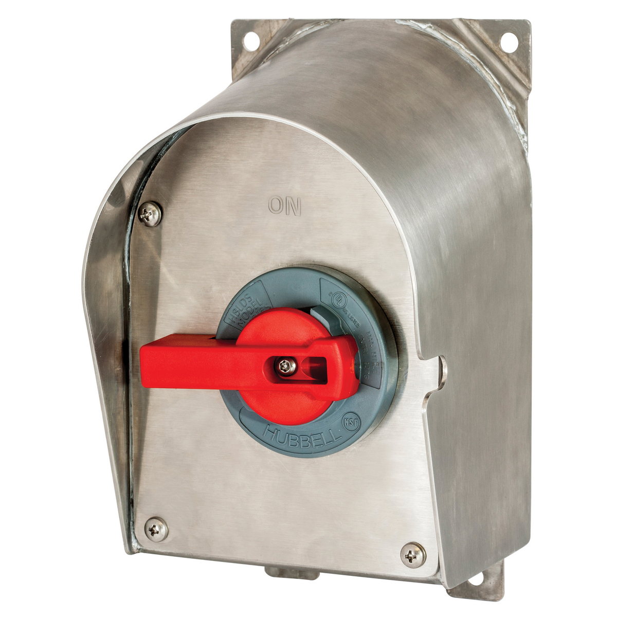 Wiring Device-Kellems HBLDS6SSRAC