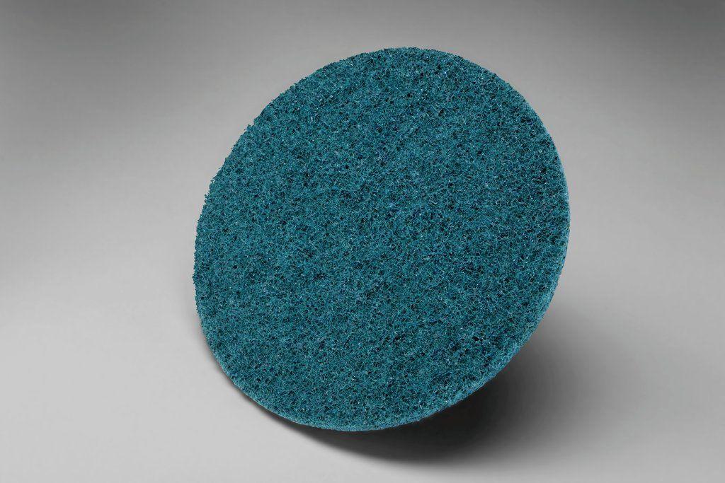 Scotch-Brite™ 048011-04229 HP-HP General Purpose Hand Pad, 9 in L, 6 in W W/Dia, Very Fine Grade, Aluminum Oxide Abrasive