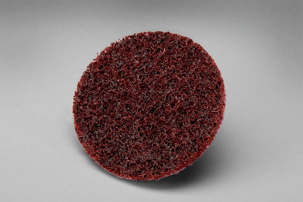 3M™ Hookit™ 048011-00751 SC-DH Surface Conditioning Surface Conditioning Disc, 7 in Dia Disc, Coarse Grade, Aluminum Oxide Abrasive, Paper Backing