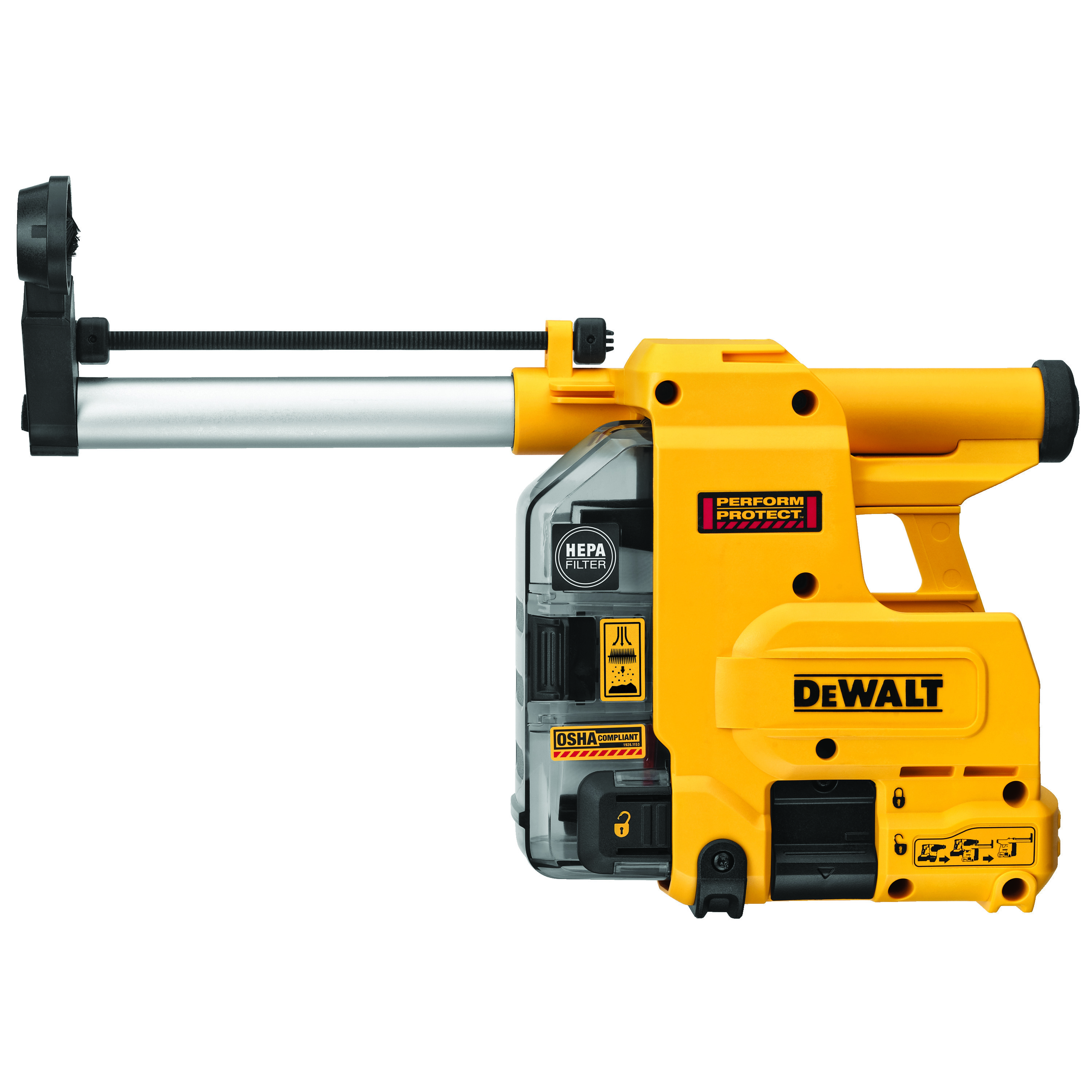 DeWALT® DW235G VSR Drill, 1/2 in Keyed Chuck, 120 VAC, 0 to 850 rpm Speed, 11-1/8 in OAL, Tool Only