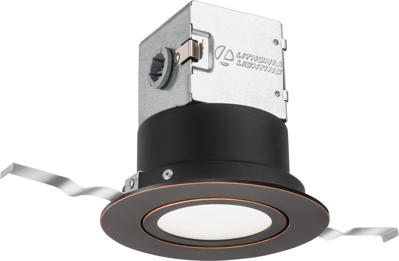 Lithonia Lighting® 4JBK ADJ 30K 90CRI ORB M6