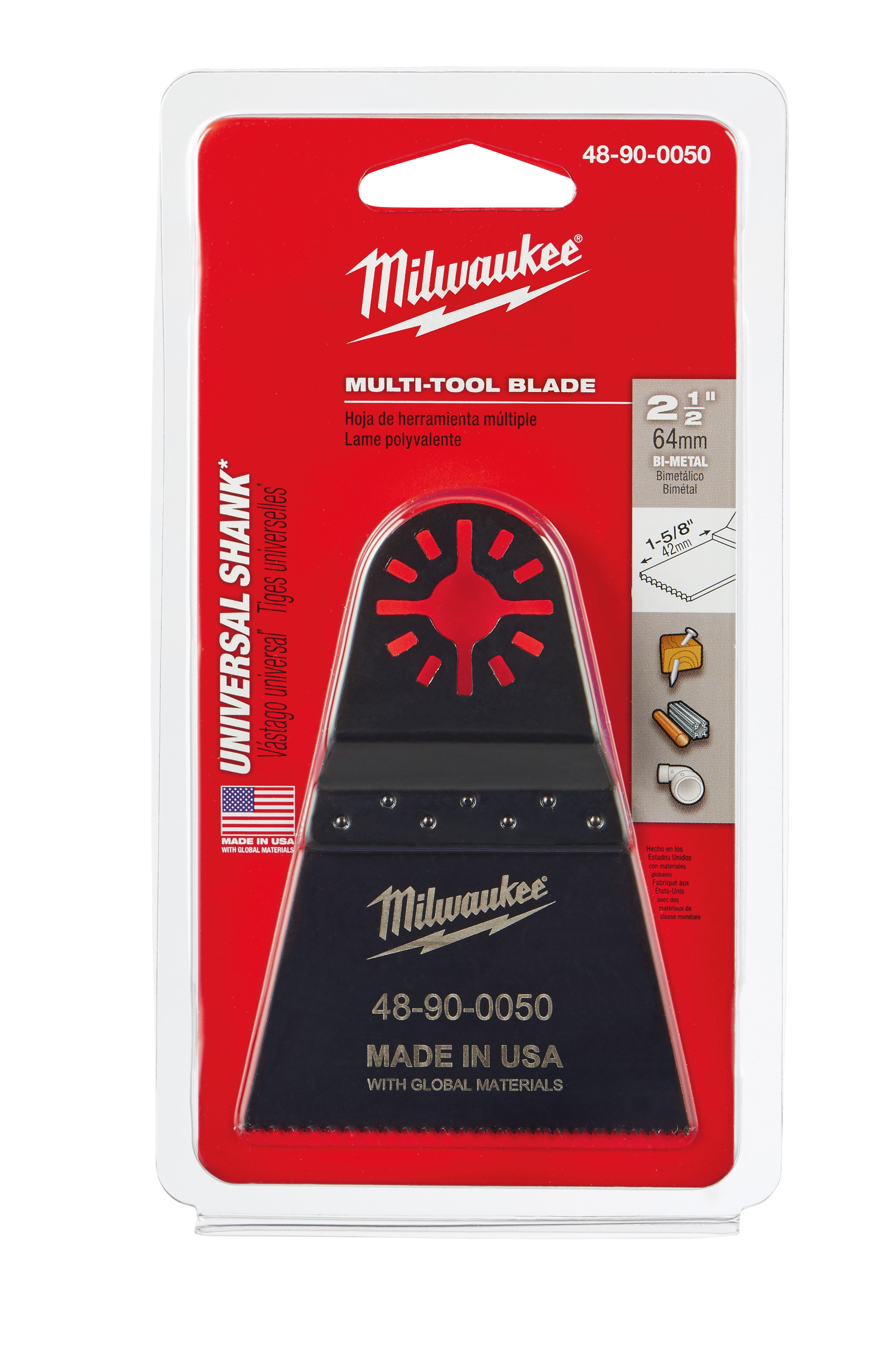 Milwaukee® 42-66-0900 Replacement Drill Chuck, For Use With 2601 Compact Drill Driver, Metal
