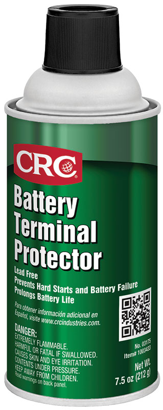CRC® 03077 Extremely Flammable Carb and Choke Cleaner, 16 oz Aerosol Can, Solvent Odor/Scent, Clear, Liquid Form