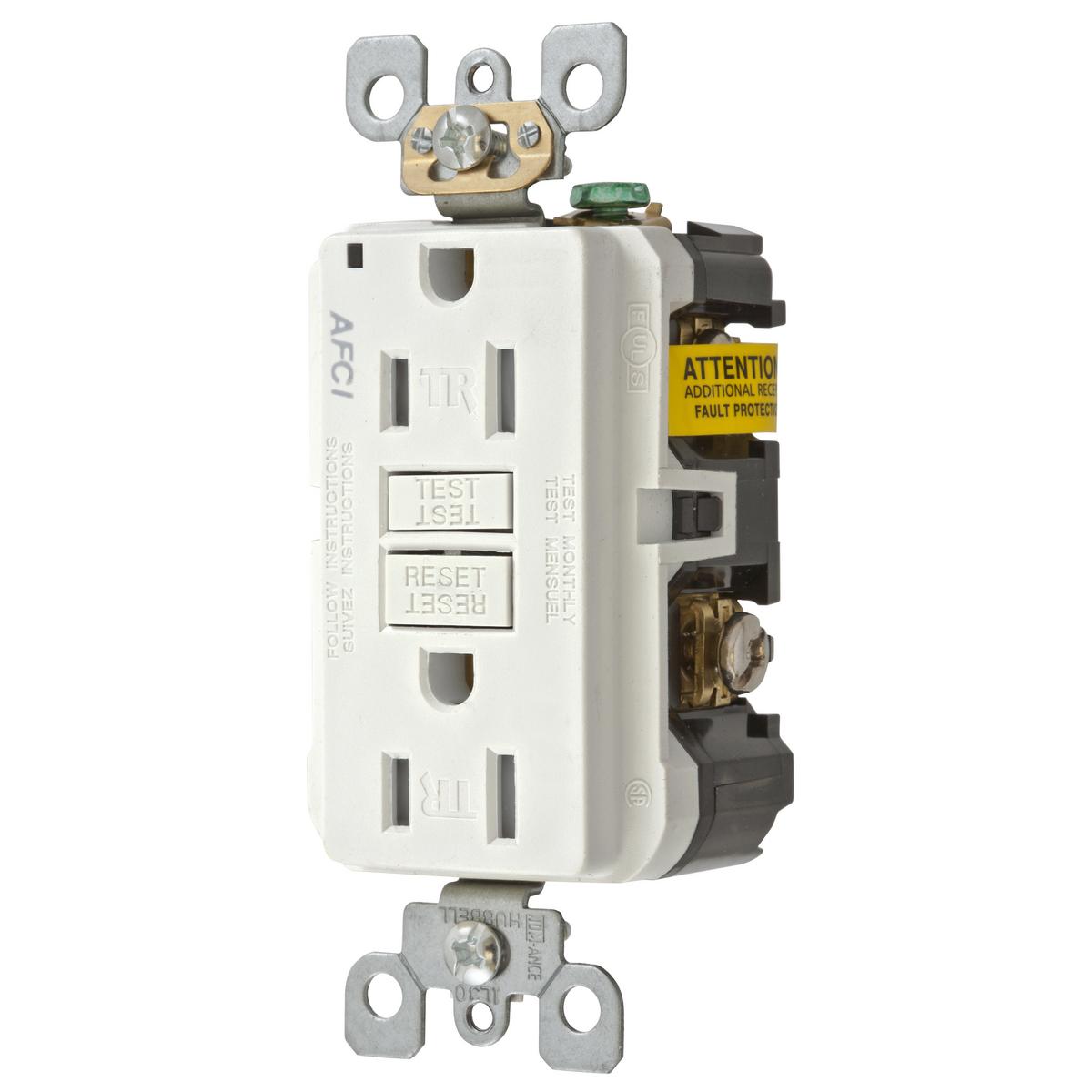 Wiring Device-KellemsAFR15TRW