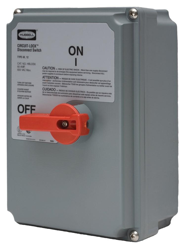 Wiring Device-Kellems HBLDS10