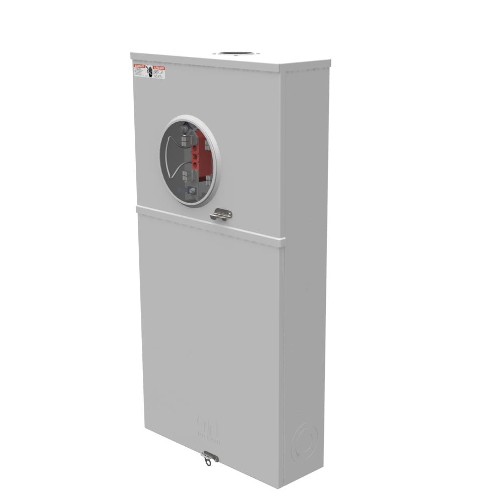 Milbank® U4412-RL-200-200-KK