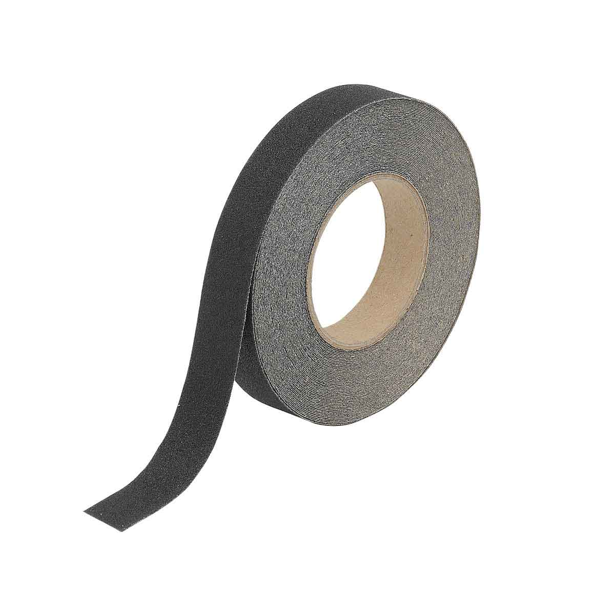 Brady® 78147 Laminated Non-Reflective Anti-Skid Tape Roll, 60 ft L x 2 in W x 0.026 in THK, B-916 Polyester/Oxide Grit, Stripes Surface Pattern