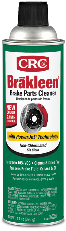 LPS® 03620 TriFree Brake Cleaner, 20 oz Aerosol Can, Liquid, Clear Glass, Ether/Fruity
