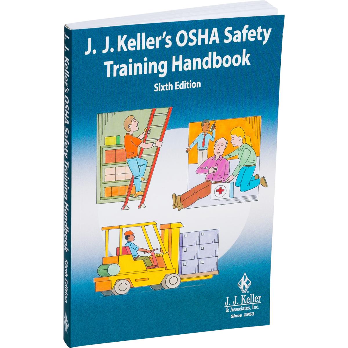 Brady® 38094 Ergonomic Training Handbook, English, Solving The Puzzle, Booklet Book Format