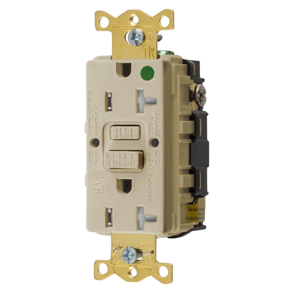 Wiring Device-KellemsGFTWRST83I