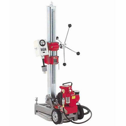 Milwaukee® 4130 Large Base Stand Diamond Coring Rig