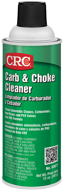 CRC® 03070 Industrial Non-Flammable Contact Cleaner, 16 oz Aerosol Can, Ethereal/Faint Sweetish Odor/Scent, Colorless, Volatile Liquid