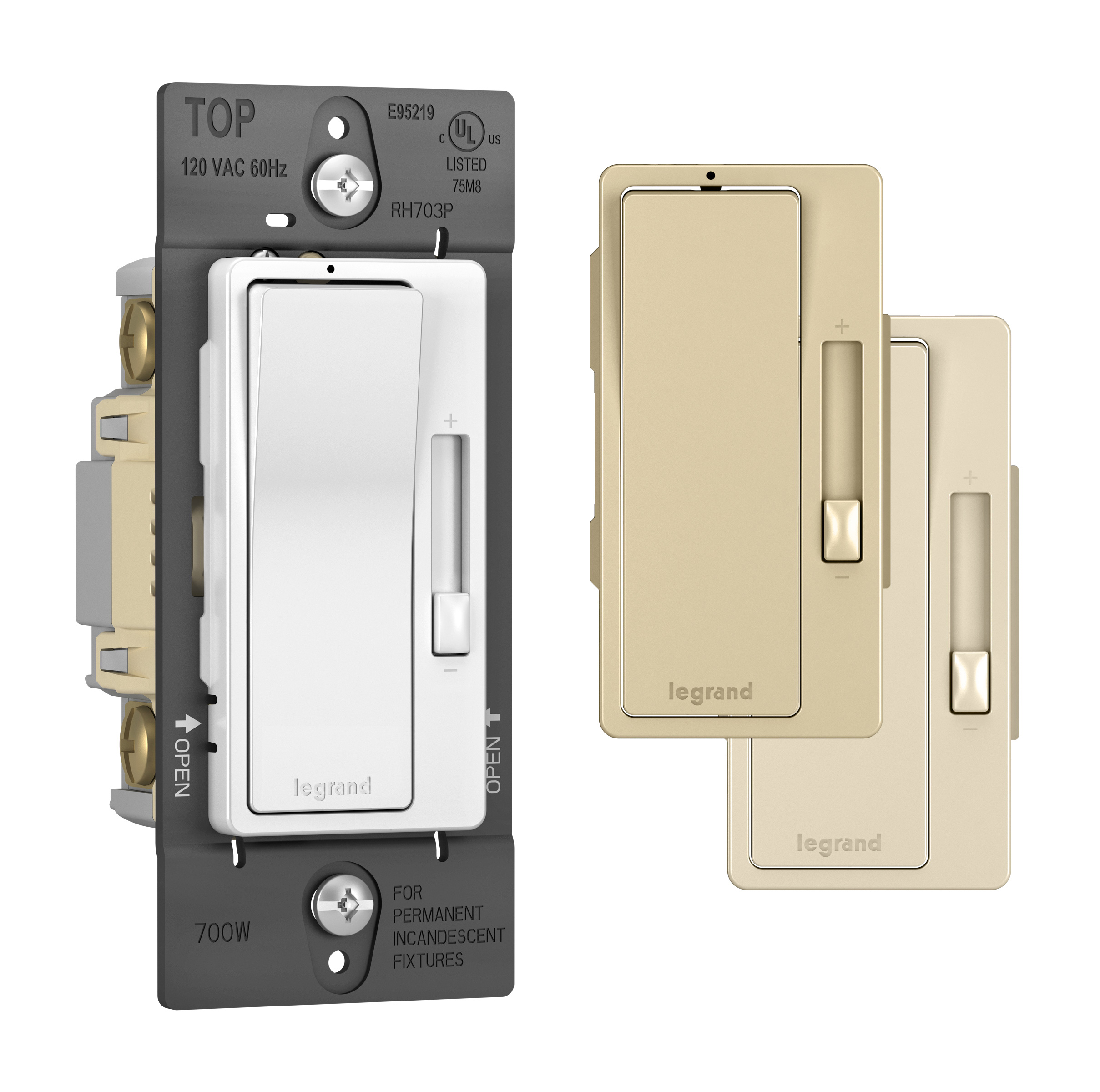 Pass & Seymour® RH703PTC