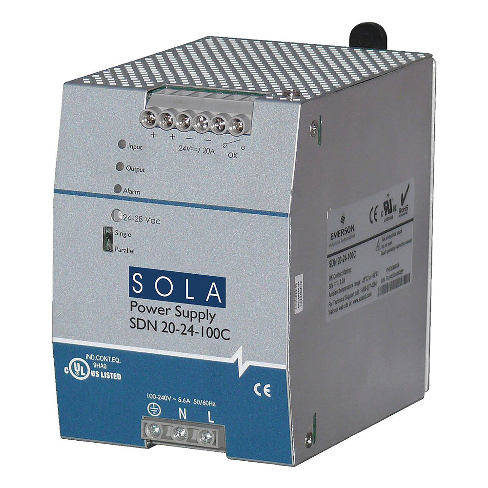 SolaHD SDN20-24-100C