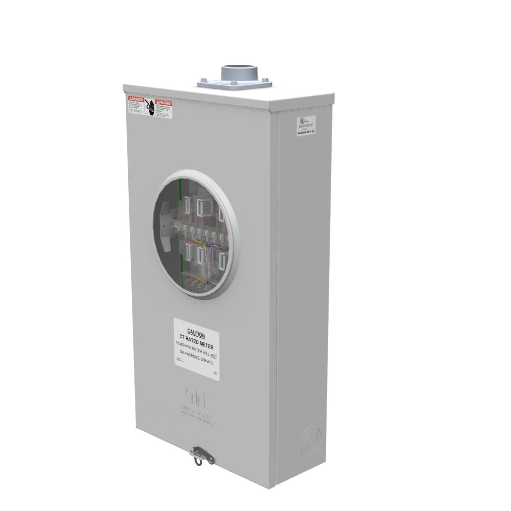 Milbank® U4497-ZL-WC-61