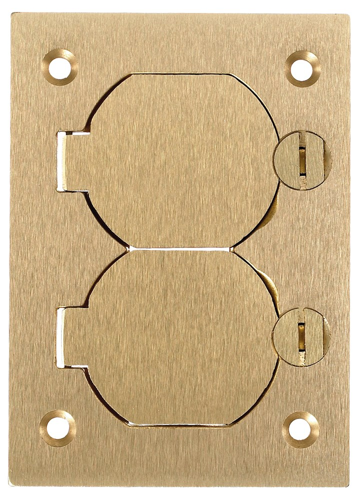 HUBBELL WIRING DEVICE-KELLEMS S1DIV1 Side by Side Divider