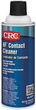 CRC® 02120 Lectra Clean® II Heavy Duty Non-Chlorinated Degreaser, 20 oz Aerosol Can, Slight Hydrocarbon Odor/Scent, Clear/White, Liquid Form