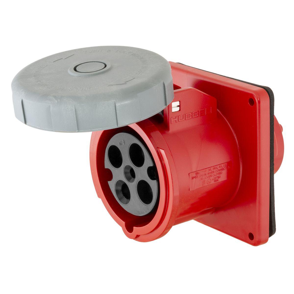 Wiring Device-KellemsHBL4100R7W