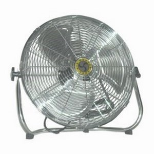 Airmaster® 71582 1-Phase Commercial Oscillating Air Circulator, 30 in Blade, 6100/4400/2700 cfm Flow Rate, 115 VAC, 3.2 A