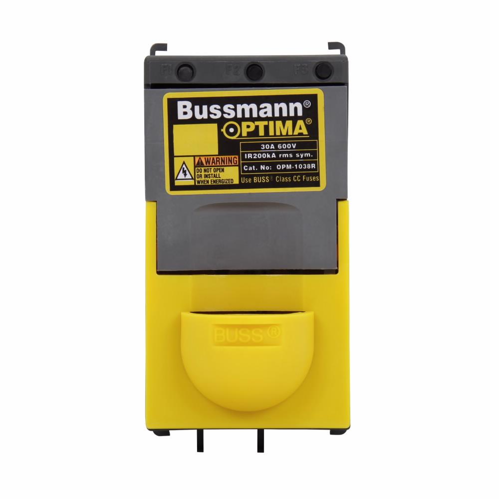 BussmannOPM-1038R