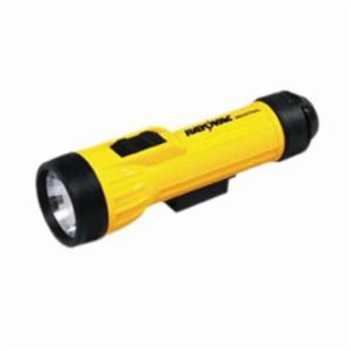 Rayovac® IN2 Industrial Handheld Flashlight With Ring Hanger, 1.19 W, Incandescent Bulb, Polypropylene Housing