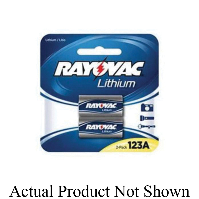 Rayovac® KECR2032-1B Keyless Entry Battery, Electronic, Lithium, 3 v Nominal, 2032 Battery, Flat Terminal, For Watches, Calculators, Remote Controls and Medical Devices