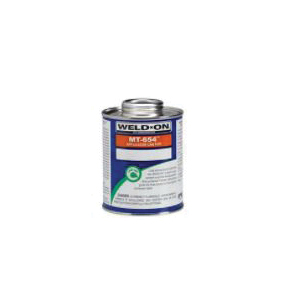 Weld-On® 10015 Empty Metal Can With 1-3/4 in Neck, 1 pt Capacity