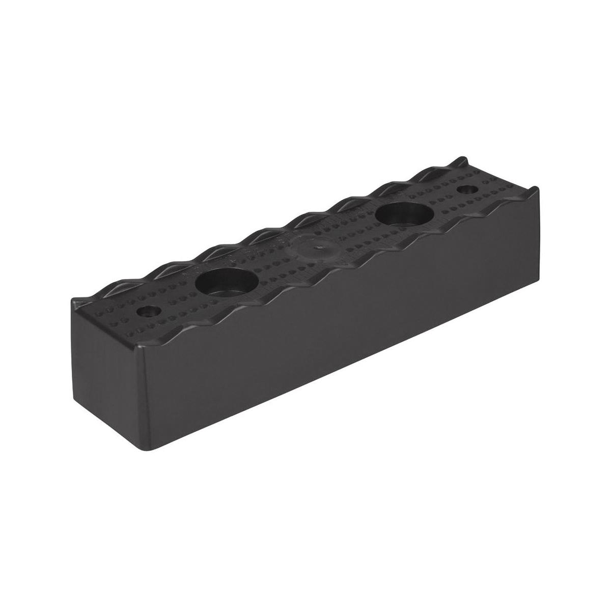 Roof Top Blox® 80601 Blox Height Extension, Polypropylene Copolymer, Domestic