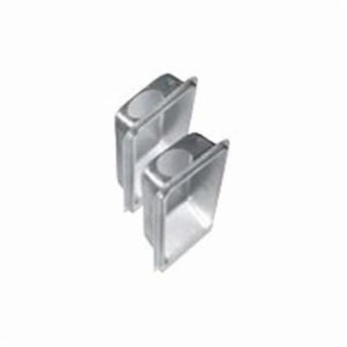 Guy Gray™ Dryerbox® 82425 Dryer Box, 12-1/2 in W x 5-1/8 in D, 22 ga, Steel, Domestic