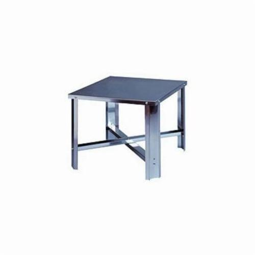 Water-Tite 83180 Water Heater Stand, 21 in L x 21 in W x 18 in H, Steel, Domestic