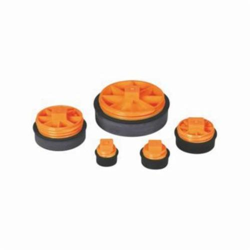 Test-Tite® 86390 T-Cone Combination Test Plug, 3 in Nominal, Mechanical Joint End Style, SCH 40/STD, PVC, Domestic