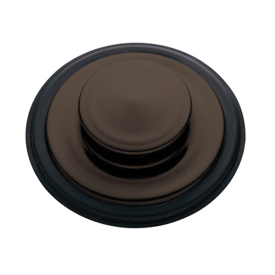 Insinkerator® 75080D Sink Stopper, For Use With All InSinkErator Manufactured Disposer, Stainless Steel, Oil Rubbed Bronze