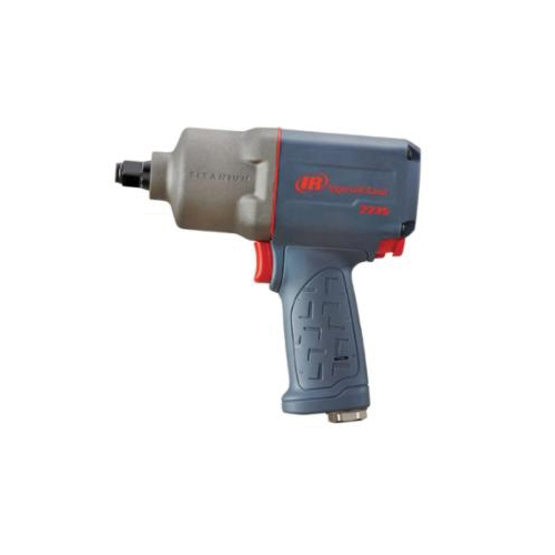 Ingersoll-Rand 2135PTIMAX Industrial Duty Standard Anvil Air Impact Wrench, 1/2 in Drive, 50 to 550 ft-lb Torque, 24 cfm Full Load/5 cfm Average Air Flow, 7-1/3 in OAL
