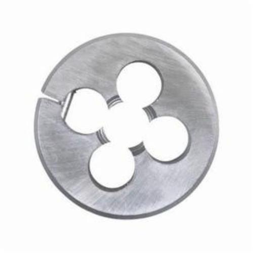 Irwin® Hanson® 502022 Adjustable Round Threading Die, Imperial, #8-40 UNF Thread, 1 in OD Die, HSS