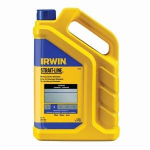 Irwin® Strait-Line® 64905ZR High Visibility Marking Chalk, Fluorescent Orange, 8 oz, Squeeze Bottle