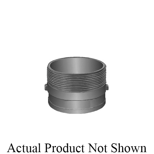 Smith® 2646Y03 (-G) Adapter, For Use With 2000 Series Floor Drain, 3 in No-Hub, Cast Iron