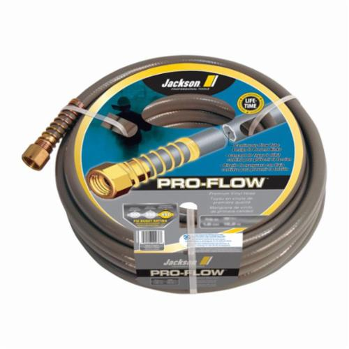 Dixon® PU1415 Self-Storing Air Hose, 1/4 in, MNPT, 15 ft L, 145 psi, Polyurethane, Domestic