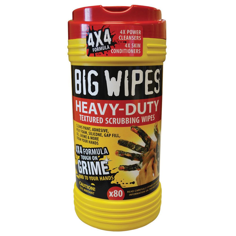 Jones Stephens™ B05050 Heavy Duty Big Wipe, 8 x 12 in