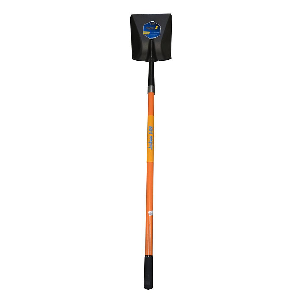 AMES® by Jones Stephens™ S49412 Fiberglass Handle Shovel