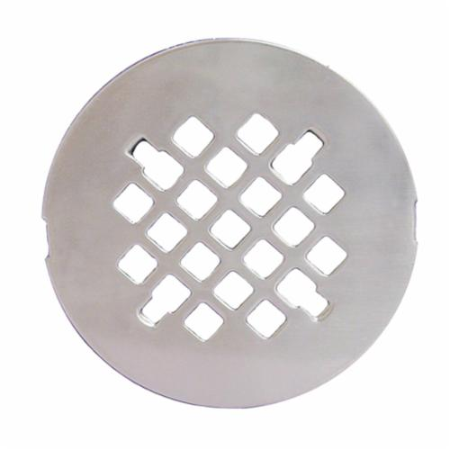 Jones Stephens™ D40005 Snap-In Replacement Strainer, 4-1/4 in Nominal, Stainless Steel