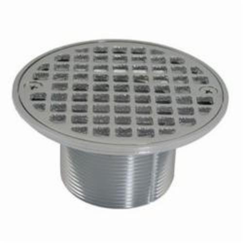 Jones Stephens™ D60981 Shower Drain Spud With Strainer, 2 in Nominal, IPS Connection, Metal