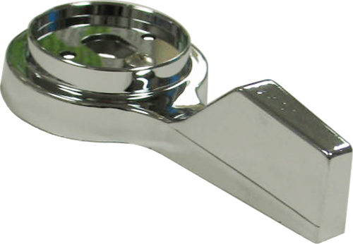 Kissler 746-4174 Single Lever Handle, 3-13/16 x 3/4 in, For Use With Mixet Faucets, B-19 Broach Style