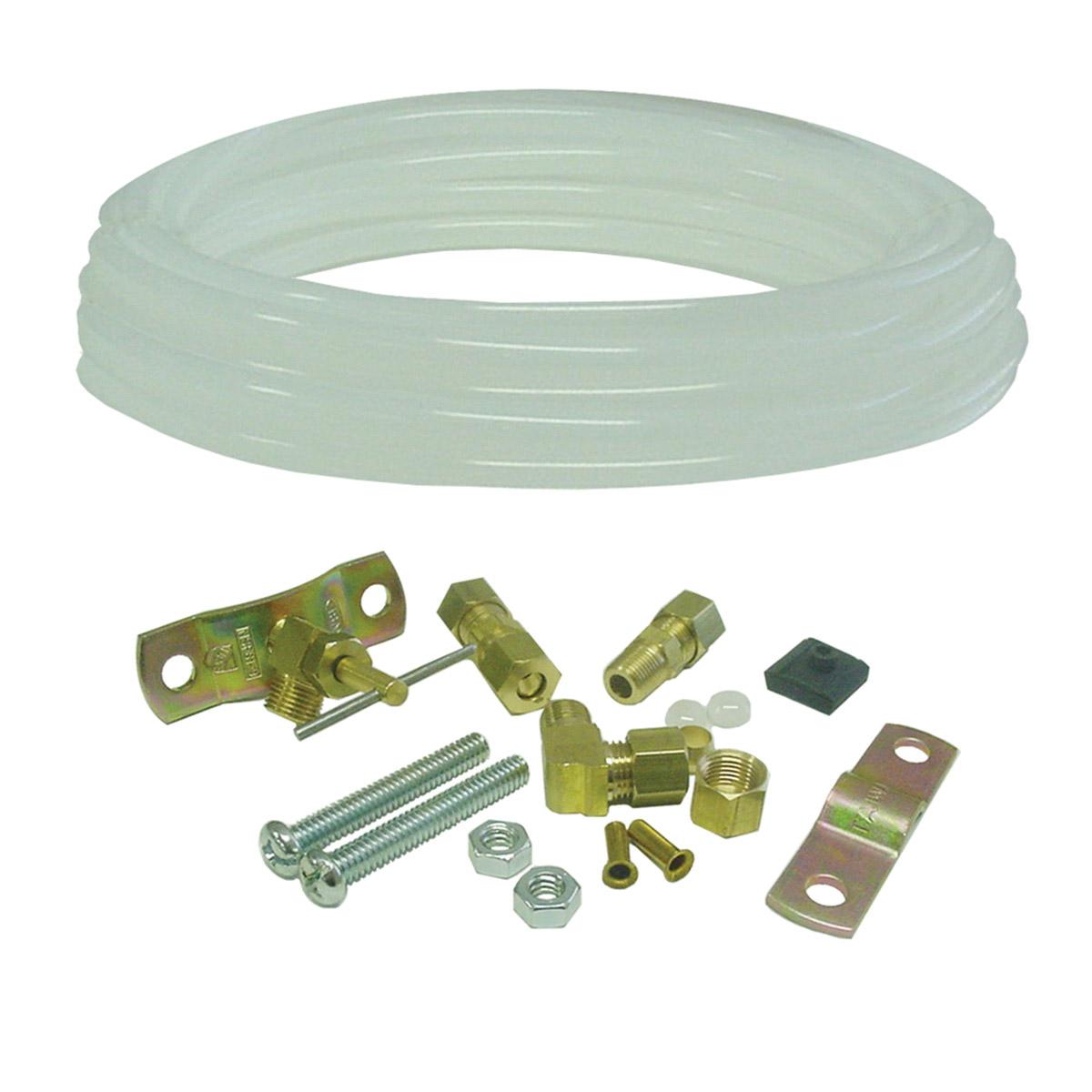 Kissler AB88-6025 Tubing Kit, 25 ft L, Plastic