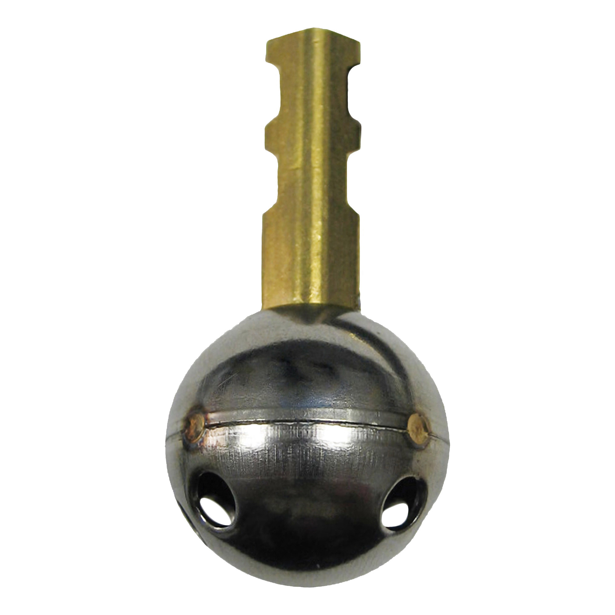 Kissler PB212S Faucet Ball, For Use With Delta®-Delex Single Lever Faucet Stems, Stainless Steel
