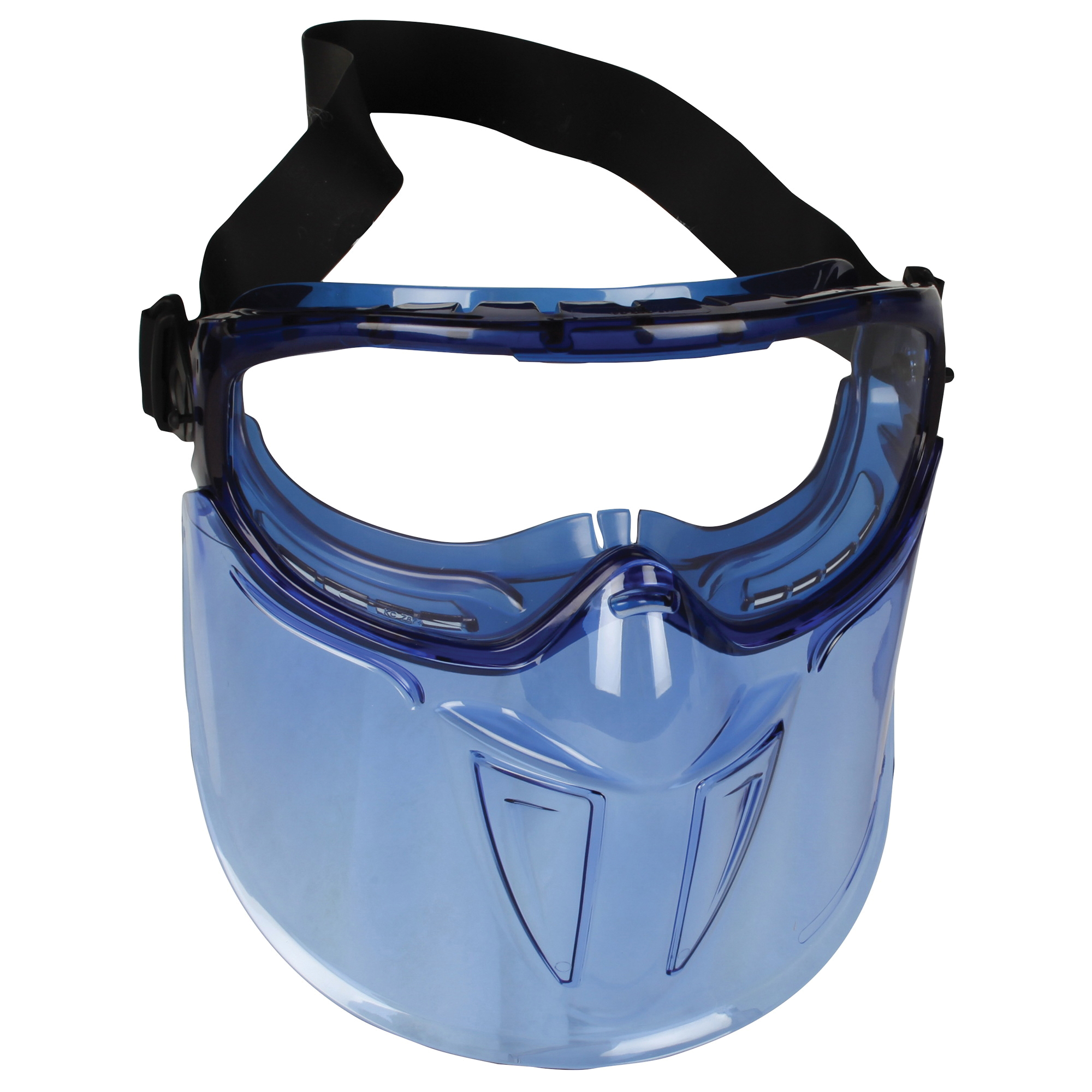 3M™ Modul-R™ 078371-62097 40658-00000-10 Lightweight Value Safety Goggles, Anti-Fog/Impact Resistant/UV-Protective Clear Polycarbonate Lens, 99.9% % UV Protection, Neoprene Strap, CSA Z94.3-2007, ANSI Z87.1-2003