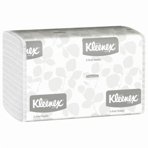 Scott® 01700 Singlefold Towel, 250 Sheets, 1 Plys, Paper, White, 9.3 in W