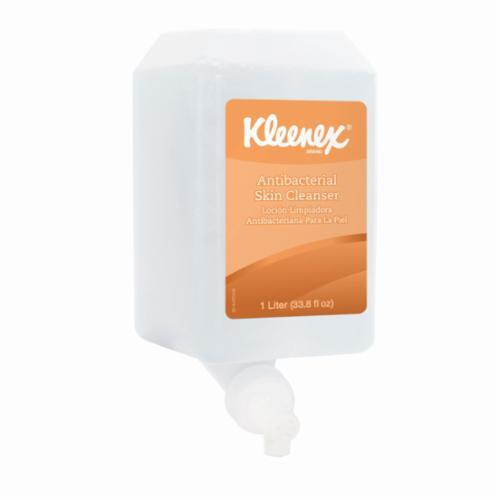 Kleenex® 91600 Moisturizing Instant Hand Sanitizer, 1.2 L Nominal, E-Cassette Package, Gel Form, Pleasant/Fruity Odor/Scent, White