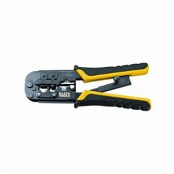 Greenlee® PA1462 4-Indent D-Sub Pro-Grip Crimper, 26 to 20 AWG Cable/Wire