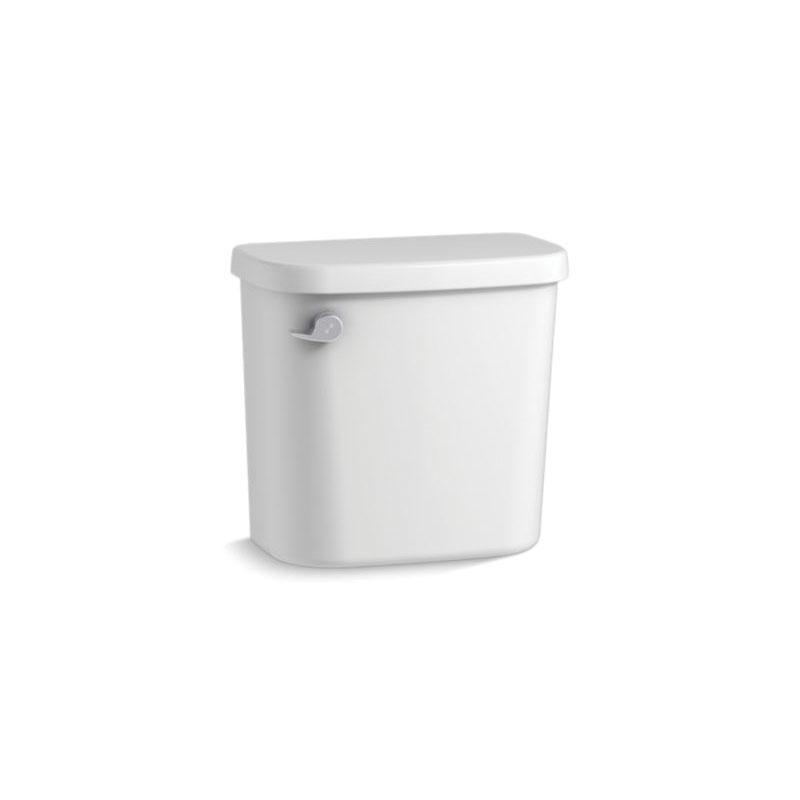 Sterling® 404551-0 Toilet Tank, Windham™, 1.28 gpf, 3 in Left Hand Lever Flush, White